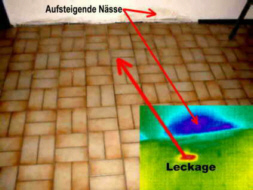 Fußboden Zu Kalt ~ Leckortung leitungsortung